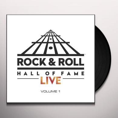 ROCK N ROLL HALL OF FAME 1 / VARIOUS Vinyl Record