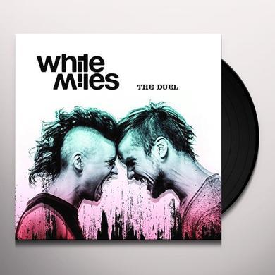 WHITE MILES DUEL Vinyl Record
