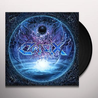 Crisix FROM BLUE TO BLACK Vinyl Record