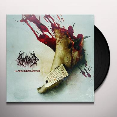 Bloodbath WACKEN CARNAGE Vinyl Record