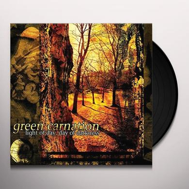 Green Carnation LIGHT OF DAY DAY OF DARKNESS Vinyl Record
