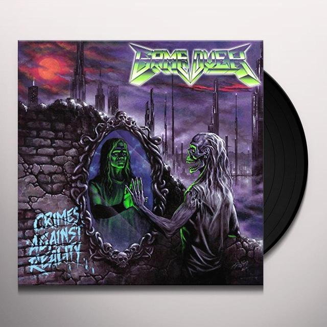 Game Over CRIMES AGAINST REALITY Vinyl Record
