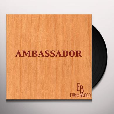 Elliott Brood AMBASSADOR Vinyl Record