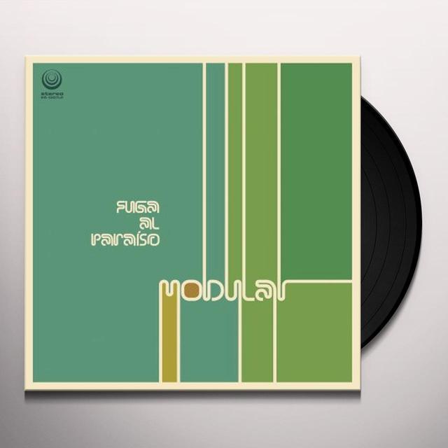 Modular FUGA AL PARAISO Vinyl Record