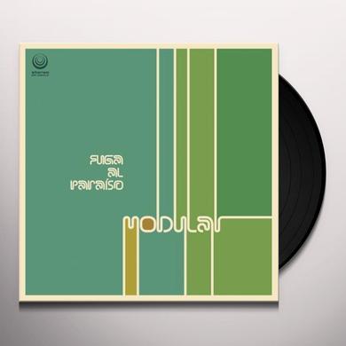 Modular FUGA AL PARAISO Vinyl Record - Limited Edition