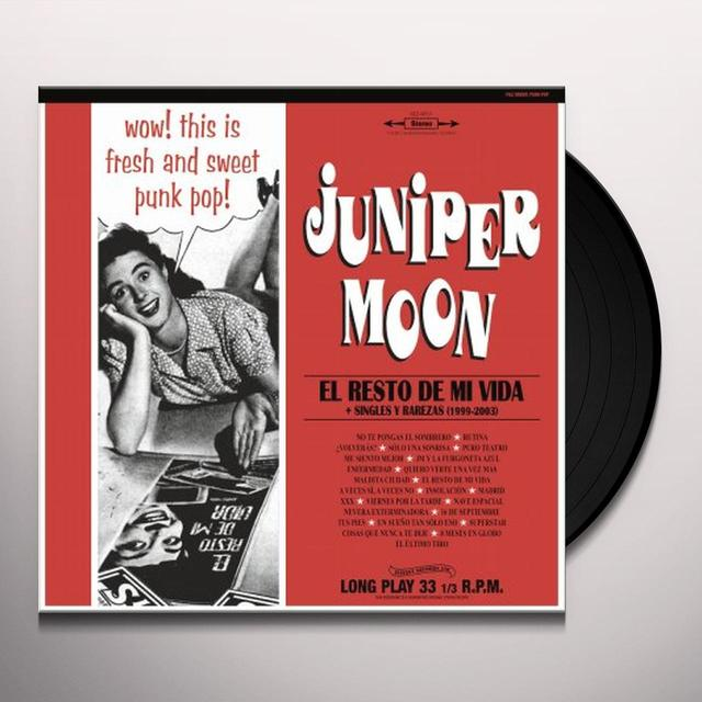Juniper Moon EL RESTO DE MI VIDA Vinyl Record - Limited Edition, Digital Download Included
