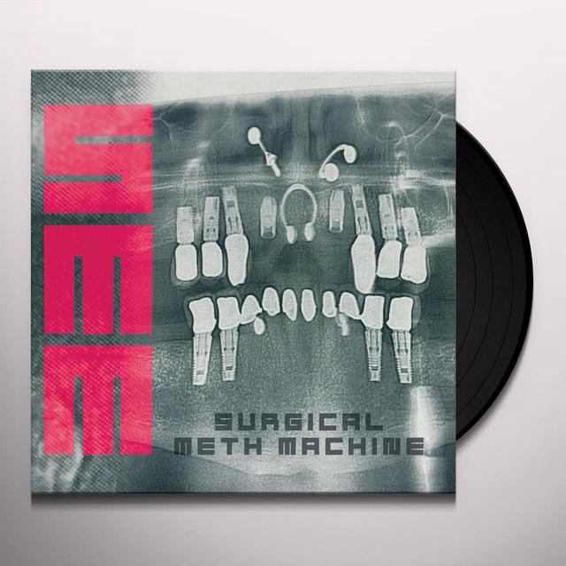 SURGICAL METH MACHINE (AL JOURGENSEN OF MINISTRY) SURGICAL METH MACHINE Vinyl Record - Black Vinyl, Gatefold Sleeve, Limited Edition