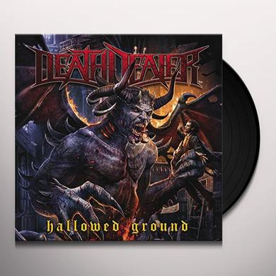 Death Dealer HALLOWED GROUND Vinyl Record