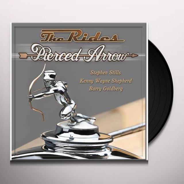 Rides PIERCED ARROW Vinyl Record