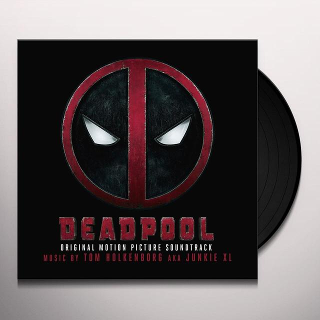 Tom Aka Junkie Xl Holkenborg DEADPOOL / O.S.T. Vinyl Record