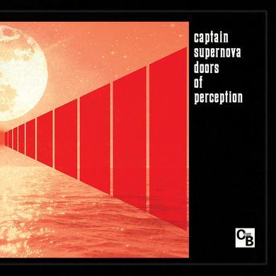 CAPTAIN SUPERNOVA DOORS OF PERCEPTION Vinyl Record