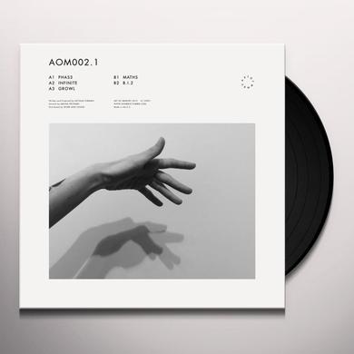 Nico Purman AOM002.1 Vinyl Record