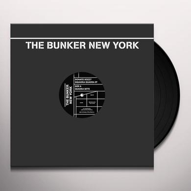 Donato Dozzy SQUADRA QUADRA Vinyl Record