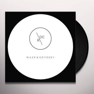 Waze & Odyssey GO GO GO / WE GO HOME Vinyl Record - 10 Inch Single
