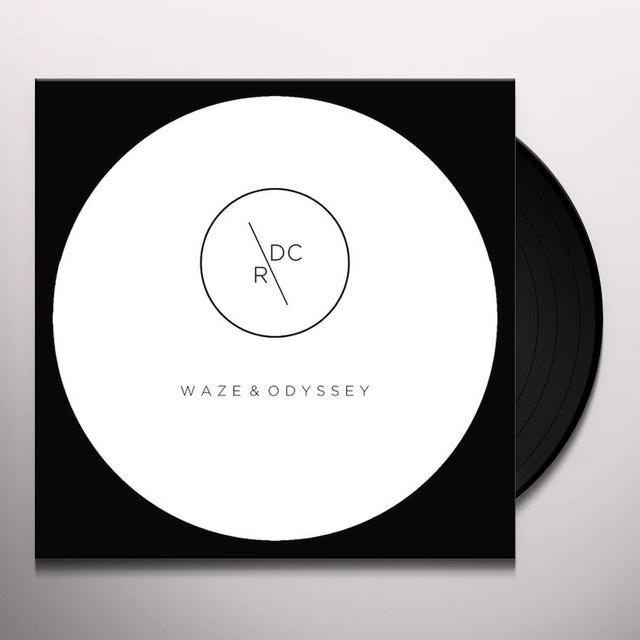 Waze & Odyssey GO GO GO / WE GO HOME Vinyl Record
