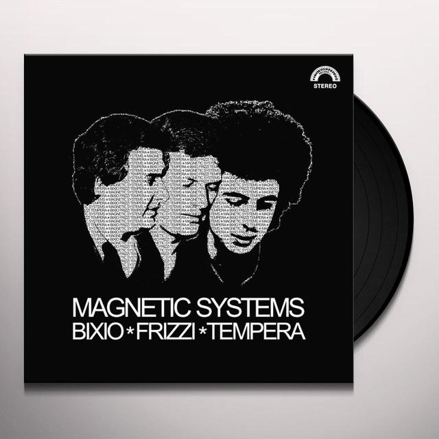 BIXIO / FRIZZI / TEMPERA MAGNETIC SYSTEMS Vinyl Record