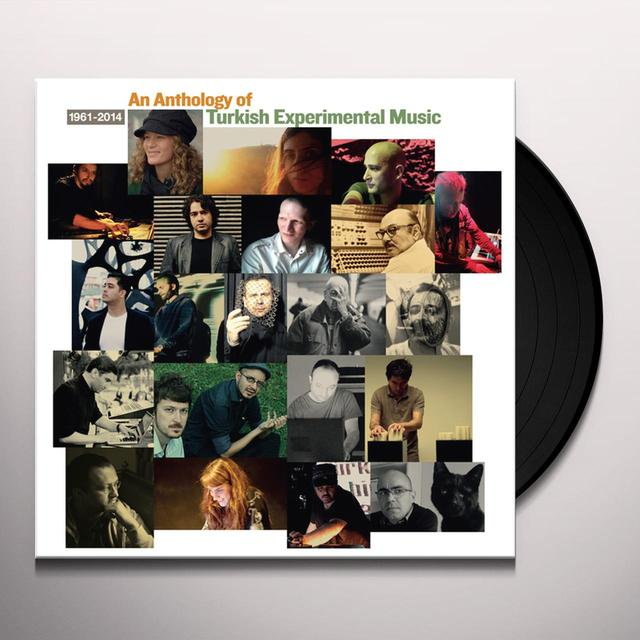 AN ANTHOLOGY OF TURKISH EXPERIMENTAL MUSIC / VAR Vinyl Record
