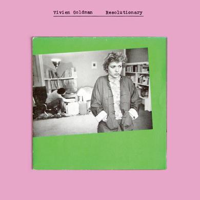 Vivien Goldman RESOLUTIONARY (SONGS 1979-1982) Vinyl Record