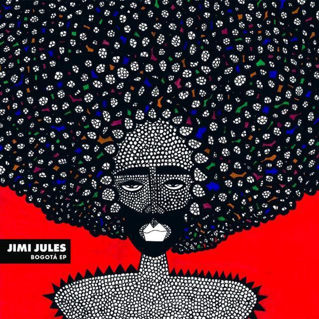 Jimi Jules BOGOTA Vinyl Record