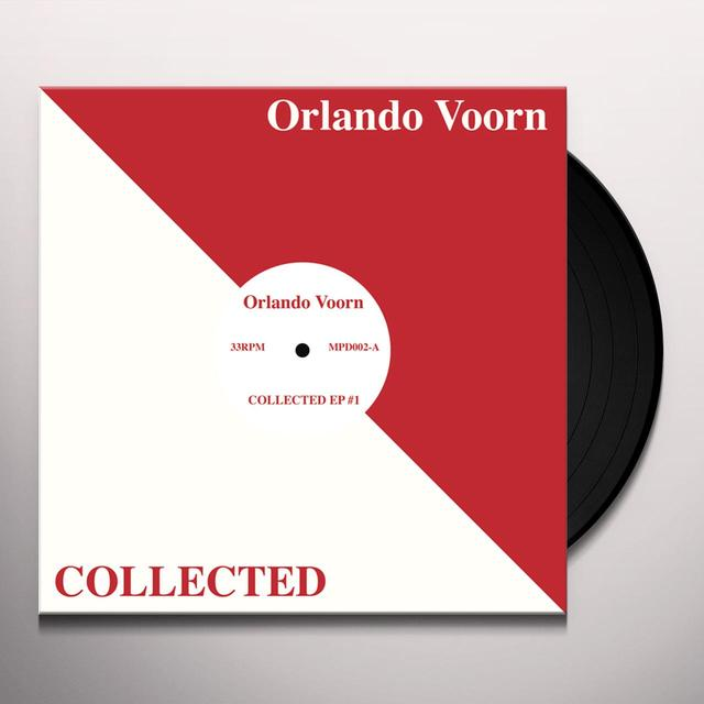 Orlando Voorn COLLECTED 1 Vinyl Record