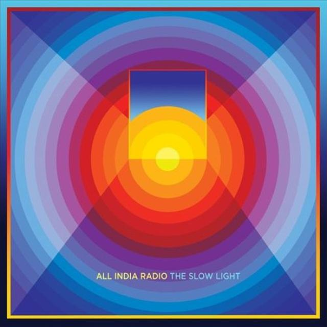 All India Radio SLOW LIGHT Vinyl Record
