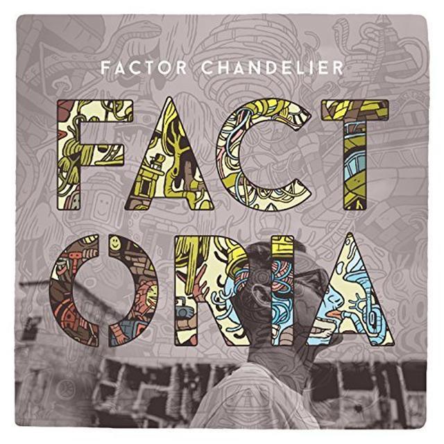FACTOR CHANDELIER FACTORIA Vinyl Record