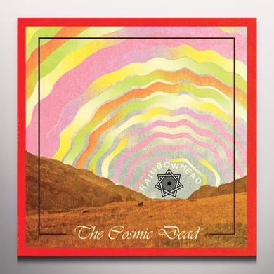 COSMIC DEAD RAINBOWHEAD Vinyl Record - Clear Vinyl, Limited Edition