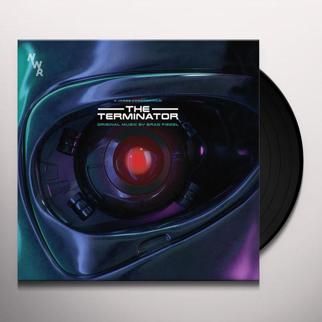 Brad Fiedel TERMINATOR / O.S.T. Vinyl Record