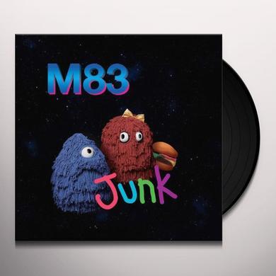 M83 JUNK Vinyl Record - 180 Gram Pressing