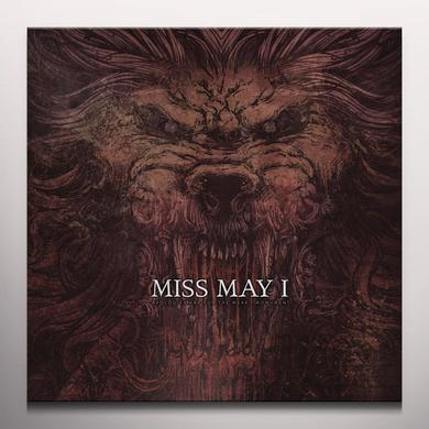 Miss May I APOLOGIES ARE FOR THE WEAK + MONUMENT Vinyl Record - Colored Vinyl