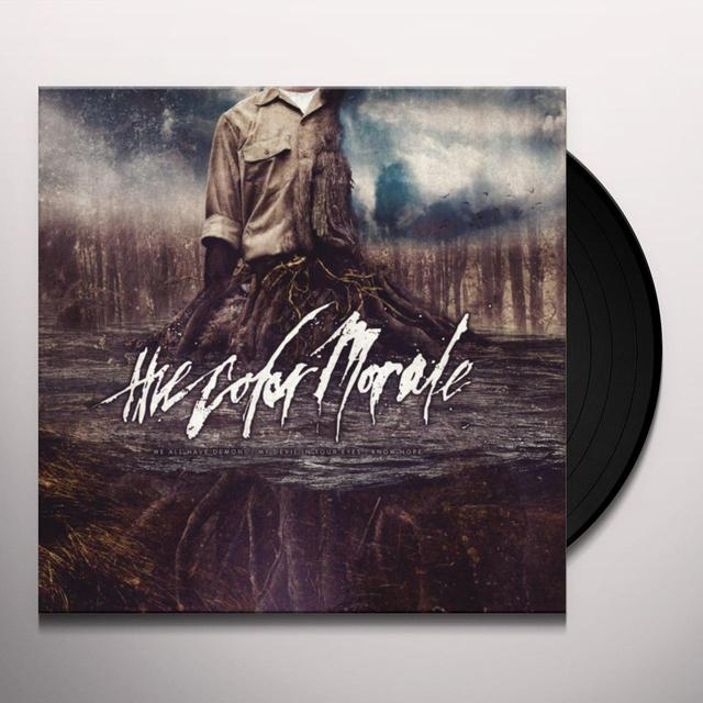 COLOR MORALE WE ALL HAVE DEMONS + MY DEVIL IN YOUR EYES + KNOW Vinyl Record