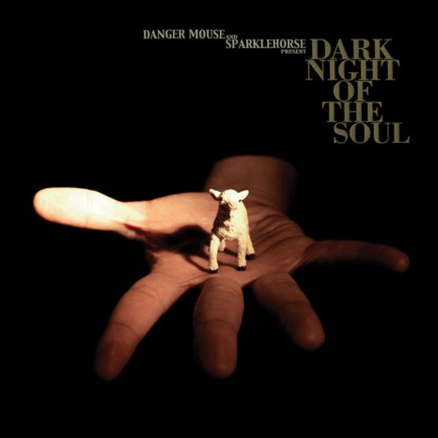Danger Mouse & Sparklehorse DARK NIGHT OF THE SOUL Vinyl Record