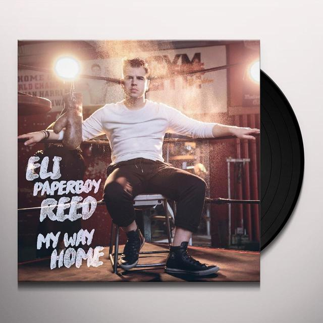Eli Paperboy Reed MY WAY HOME Vinyl Record