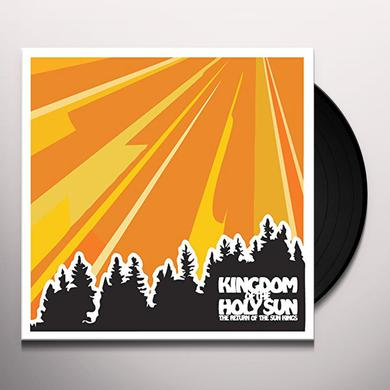 Kingdom of the Holy Sun RETURN OF THE SUN KINGS Vinyl Record