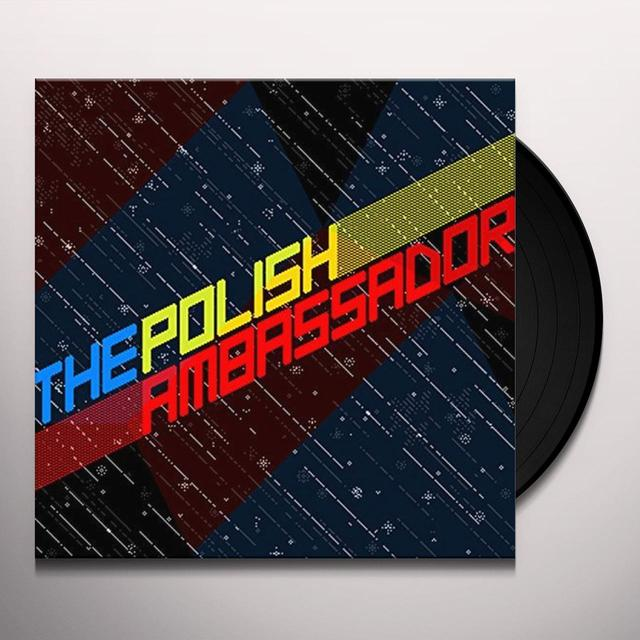 The Polish Ambassador DIPLOMATIC IMMUNITY Vinyl Record