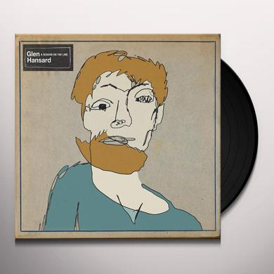 Glen Hansard SEASON ON THE LINE Vinyl Record - Digital Download Included
