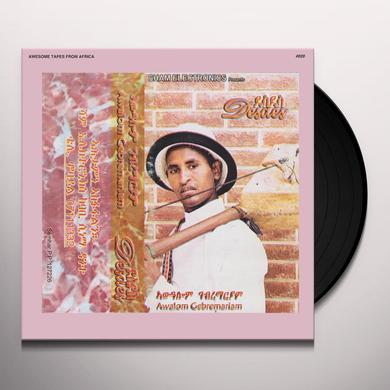 AWALOM GEBREMARIAM DESDES Vinyl Record