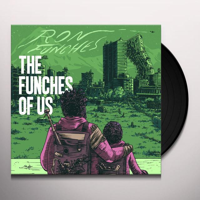 Ron Funches FUNCHES OF US Vinyl Record - Digital Download Included
