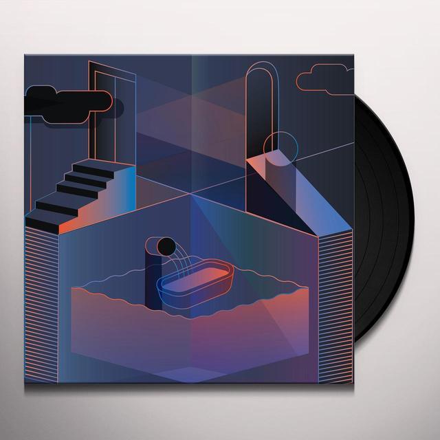 Logan Takahashi NOGEO Vinyl Record - Digital Download Included