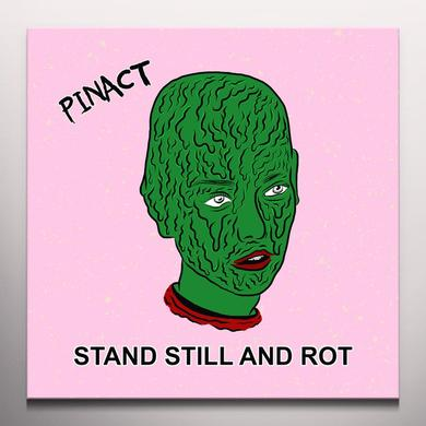 Pinact STAND STILL & ROT Vinyl Record - Colored Vinyl, Digital Download Included