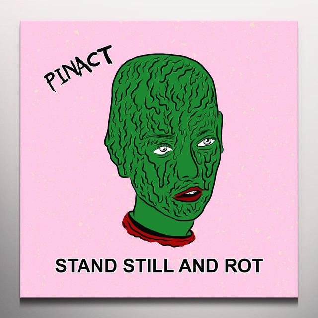 Pinact STAND STILL & ROT Vinyl Record