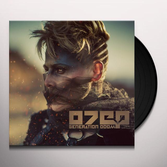 Otep GENERATION DOOM Vinyl Record - Digital Download Included