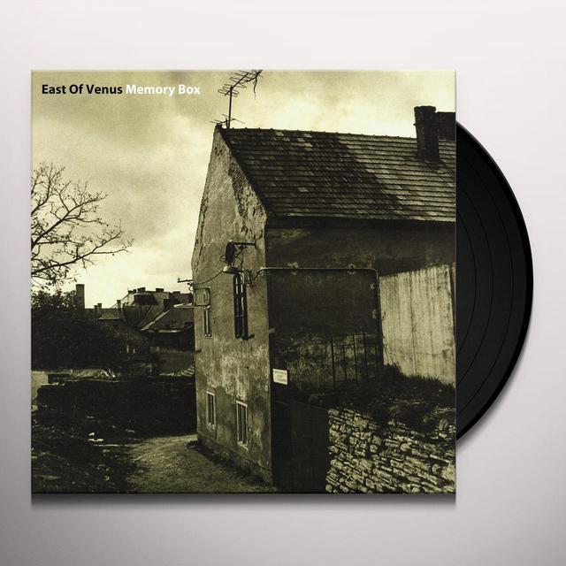 EAST OF VENUS MEMORY BOX Vinyl Record - Digital Download Included