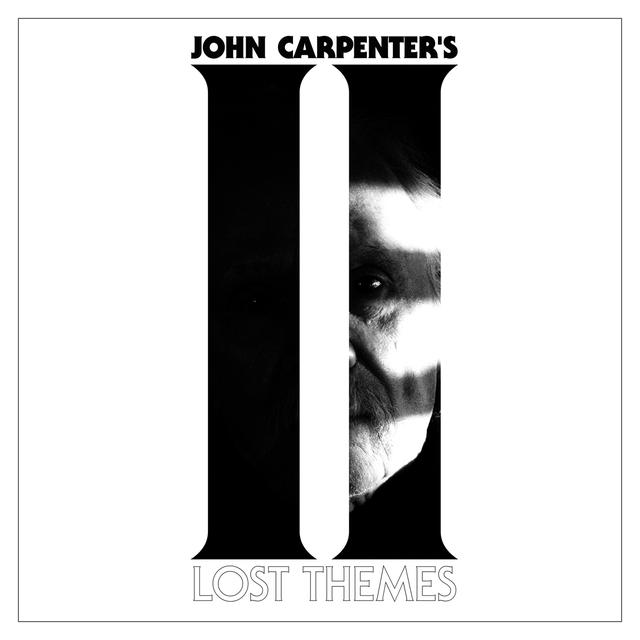 John Carpenter LOST THEMES II Vinyl Record