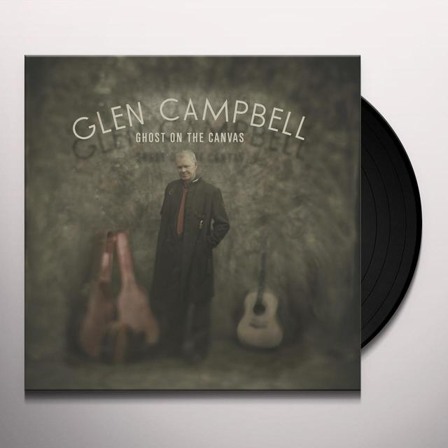 Glen Campbell GHOST ON THE CANVAS Vinyl Record - Picture Disc, Digital Download Included