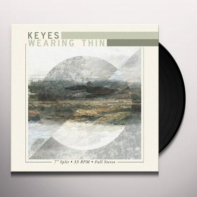 KEYES / WEARING THIN - SPLIT EP Vinyl Record