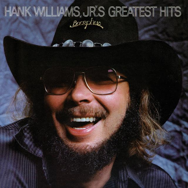 Hank Williams, Jr. GREATEST HITS Vinyl Record