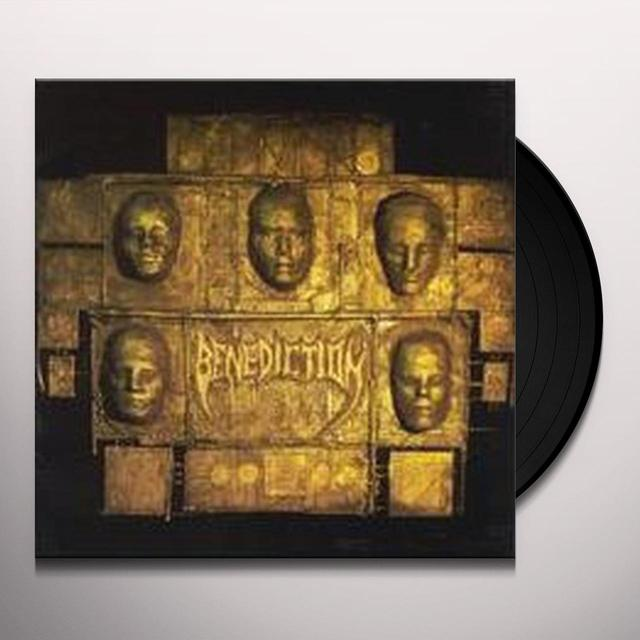 BENEDICTION - DARK IS THE SEASON: GROTESQUE Vinyl Record