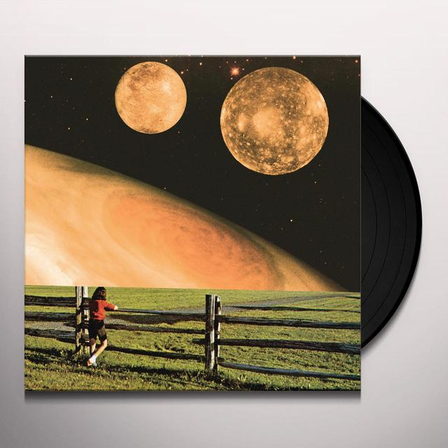 BREATHING EFFECT MARS IS A VERY BAD PLACE FOR LOVE Vinyl Record