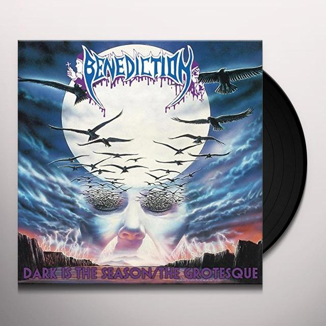 Benediction DREAMS YOU DREAD Vinyl Record